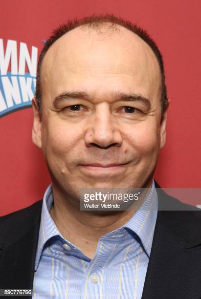 Danny Burstein attends the cast party for the Roundabout Theatre Company presents a OneNight Benefit Concert Reading of 'Damn Yankees' at the Stephen...