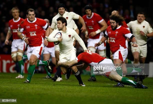Danny Care Angleterre / Pays de Galles Tournoi des VI Nations Angleterre