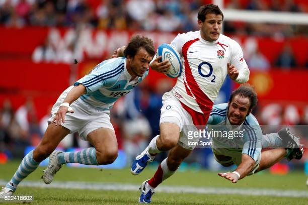 Danny CARE Argentine / Angleterre Test match