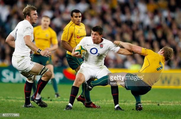 Danny Care Australie / Angleterre test Match ANZ Stadium Sydney