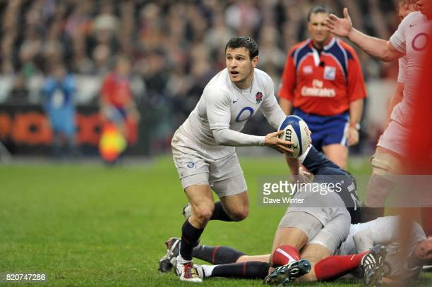 Danny CARE France / Angleterre Tournoi des 6 Nations 2010 Stade de France