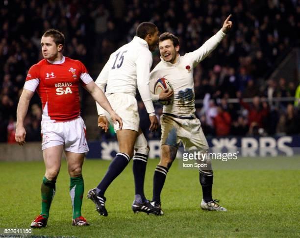 Danny Care / Delon Armitage Angleterre / Pays de Galles Tournoi des VI Nations Angleterre