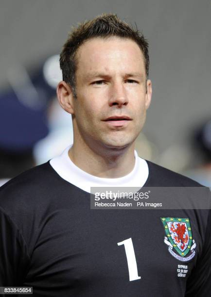 Danny Coyne Tranmere Rovers during the UEFA European Championship Qualifying match at Neo GSP Stadium Nicosia Cyprus Picture date Saturday October 13...