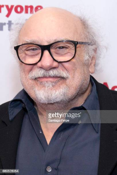 Danny Devito attends The 2017 Actors Fund Gala at Marriott Marquis Times Square on May 8 2017 in New York City