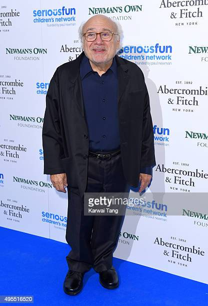 Danny DeVito attends the SeriousFun Children's Network London Gala at The Roundhouse on November 3 2015 in London England