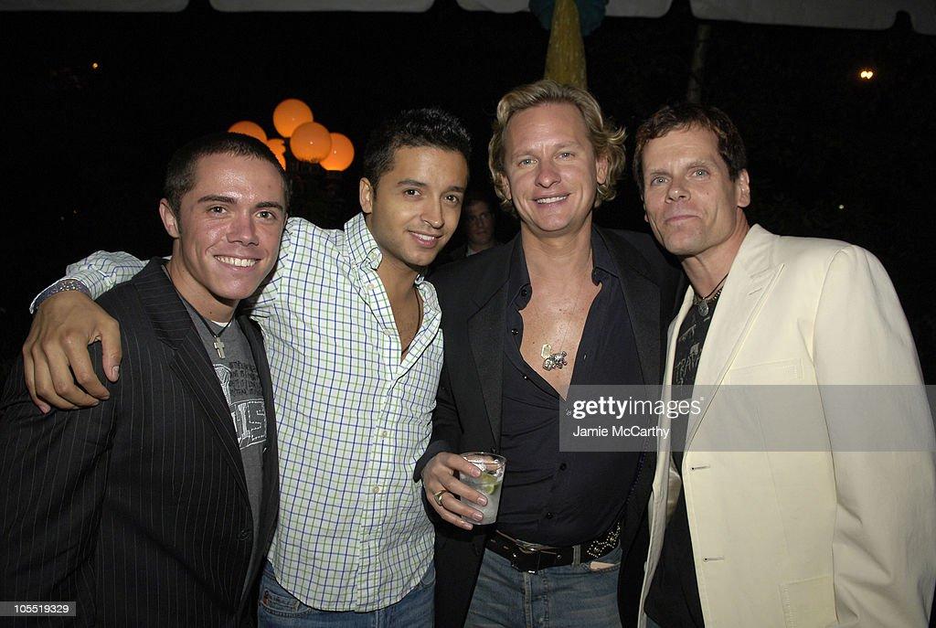 Danny Diaz Jai Rodriguez Carson Kressley and John Norris