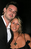 Danny Dyer and partner during The Business VIP screening at Rex Cinema and Bar in London Great Britain