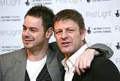Danny Dyer and Sean Bean during First Light Movies Awards 2007 Photocall at Odeon West End in London Great Britain
