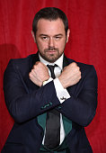 Danny Dyer arrives for the British Soap Awards 2016 at the Hackney Town Hall Assembly Rooms on May 28 2016 in London England