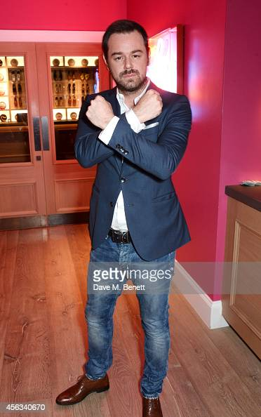 Danny Dyer attends a Special Screening of 'We Still Kill The Old Way' at the Ham Yard Hotel on September 29 2014 in London England