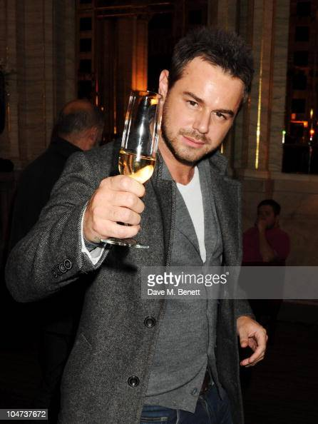 Danny Dyer attends an after party for the London premiere of Mr Nice on October 4 2010 in London England