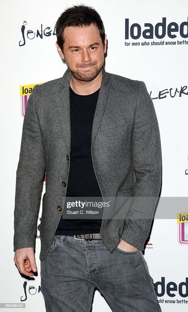 <a gi-track='captionPersonalityLinkClicked' href=/galleries/search?phrase=Danny+Dyer+-+Actor&family=editorial&specificpeople=15358895 ng-click='$event.stopPropagation()'>Danny Dyer</a> attends the Loaded LAFTA's at Sway on March 7, 2013 in London, England.