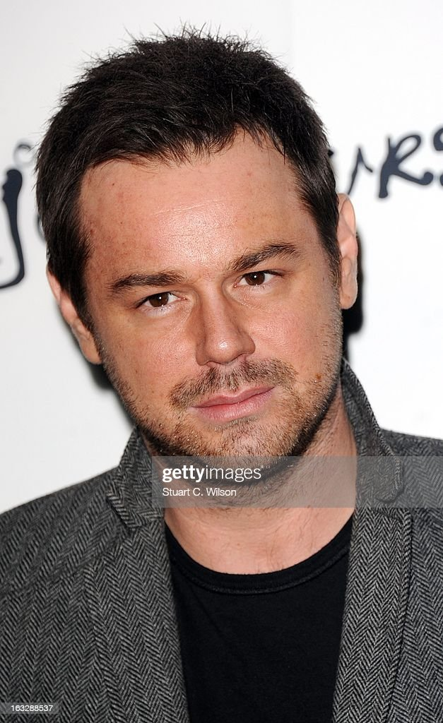 Danny Dyer attends the Loaded LAFTA's at Sway on March 7, 2013 in London, England.