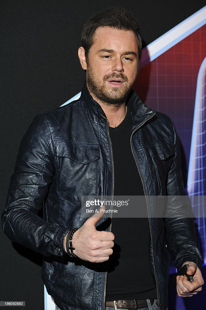 <a gi-track='captionPersonalityLinkClicked' href=/galleries/search?phrase=Danny+Dyer+-+Acteur&family=editorial&specificpeople=15358895 ng-click='$event.stopPropagation()'>Danny Dyer</a> attends the Lynx L.S.A launch event at Wimbledon Studios on January 10, 2013 in London, England.