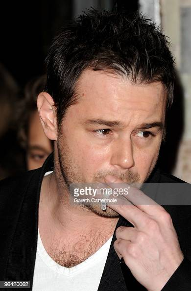 Danny Dyer attends the UK Film Premiere of Malice in Wonderland at the Prince Charles Cinema on February 4 2010 in London England