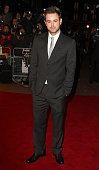 Danny Dyer attends the UK Premiere of 'Dead Man Running' at Odeon Leicester Square on October 22 2009 in London England