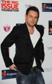 Danny Dyer attends the UK Premiere of 'Malice in Wonderland' on February 4 2010 in London England
