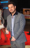 Danny Dyer attends the UK Premiere of 'Run For Your Wife' at Odeon Leicester Square on February 5 2013 in London England