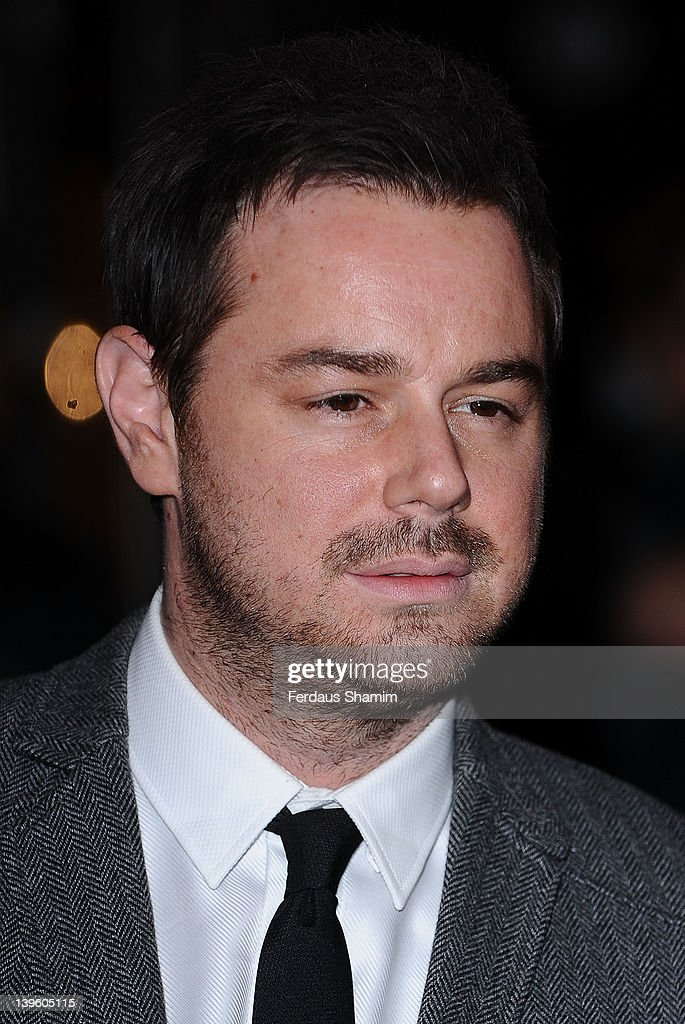 Danny Dyer attends the world premiere of 'Deviation' at Odeon Covent Garden on February 23, 2012 in London, England.
