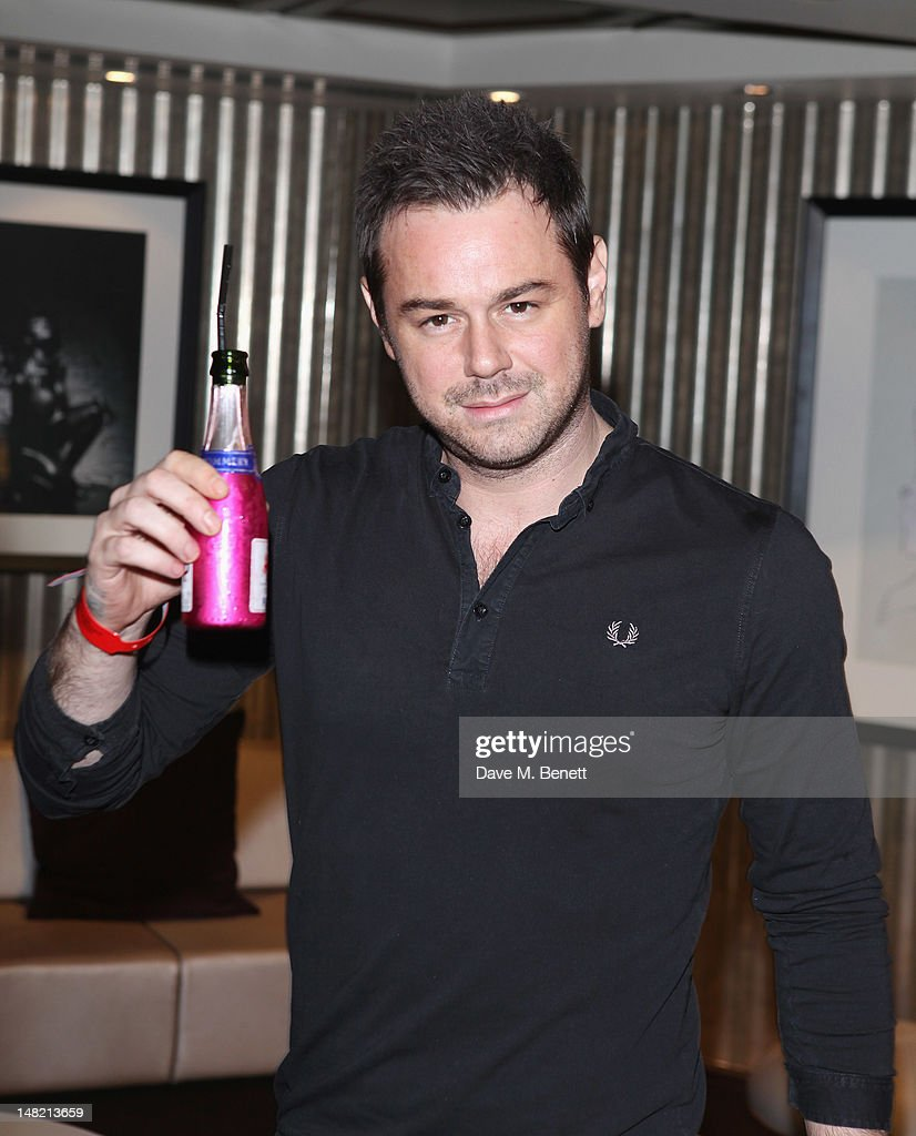 Danny Dyer poses at the Hippodrome Casino Launch Party, Leicester Square, on July 12, 2012 in London, England.