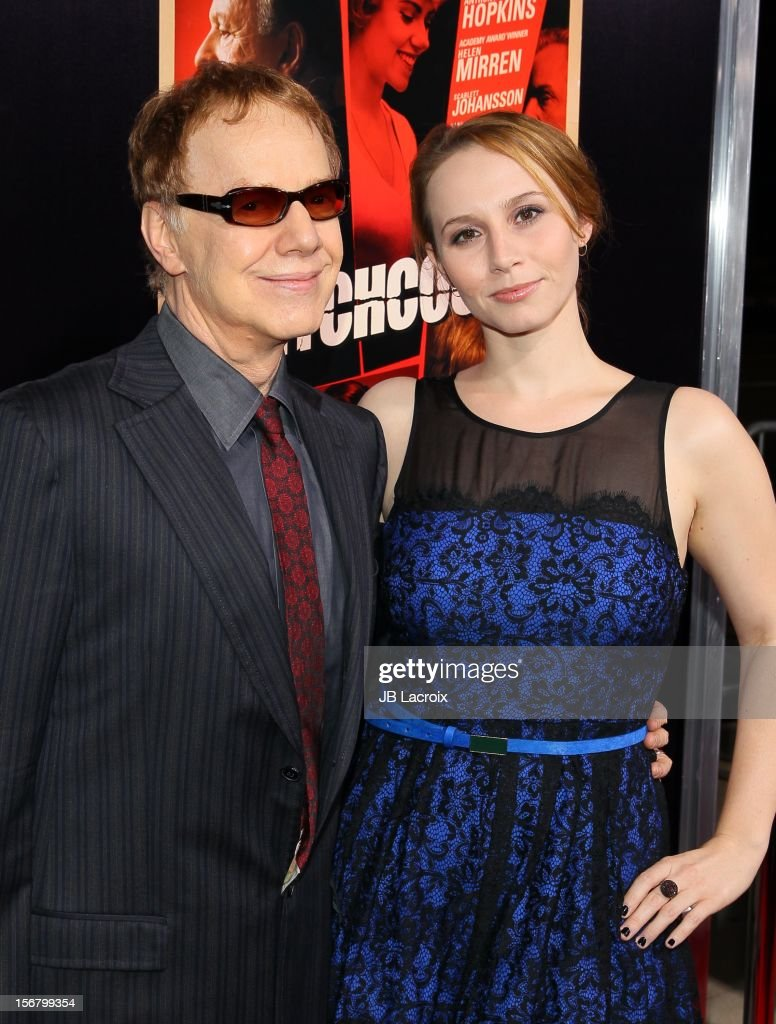 Danny Elfman and Mali Elfman attend the 'Hitchcock' - Los Angeles Premiere at the Academy of Motion Picture Arts and Sciences on November 20, 2012 in Beverly Hills, California.