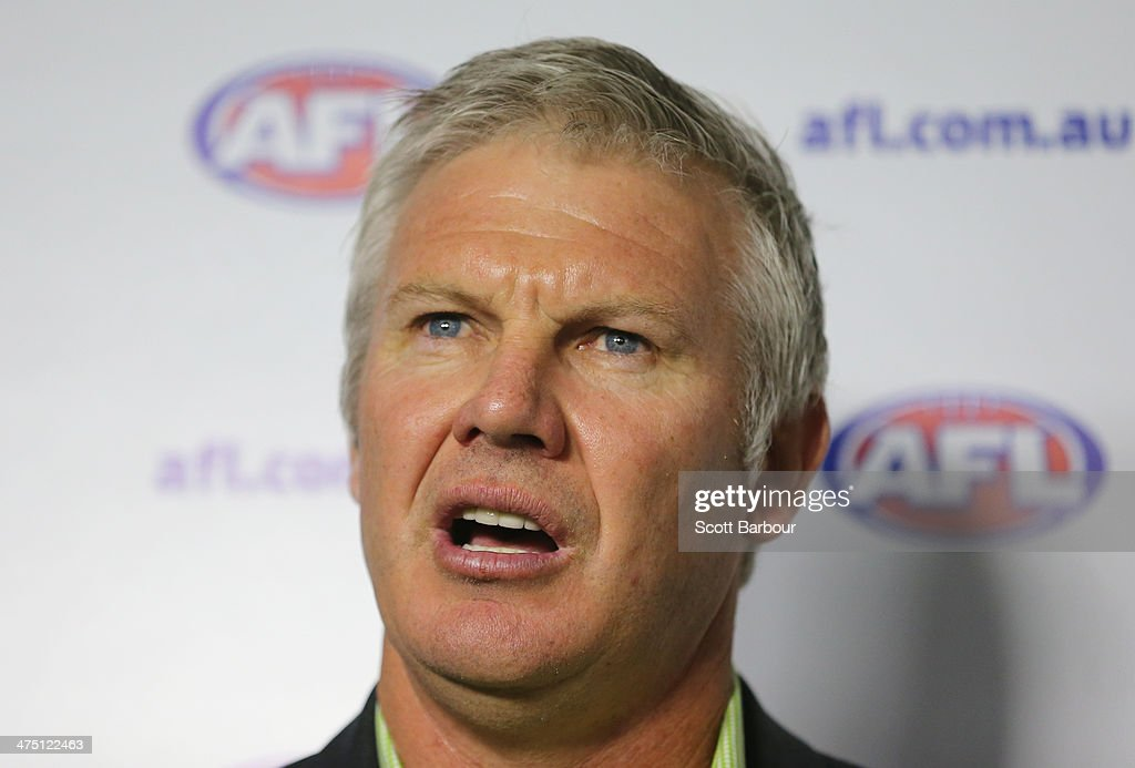 AFL Media Conference