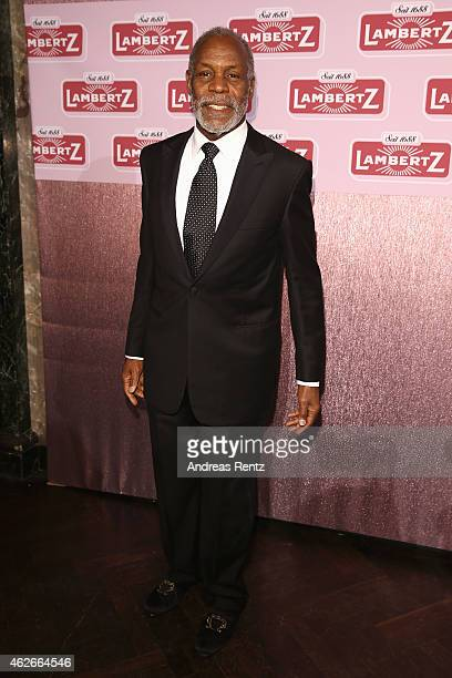 Danny Glover attends the Lambertz Monday Night 2015 at Alter Wartesaal on February 2 2015 in Cologne Germany