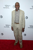Danny Glover attends the 'Shadow World' Premiere 2016 Tribeca Film Festival at Regal Battery Park Cinemas on April 16 2016 in New York City