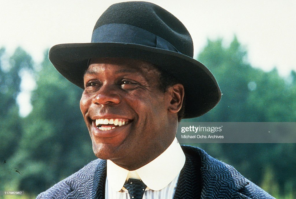 danny glover in the color purple pictures getty images danny glover smiles in a scene from the film the color purple