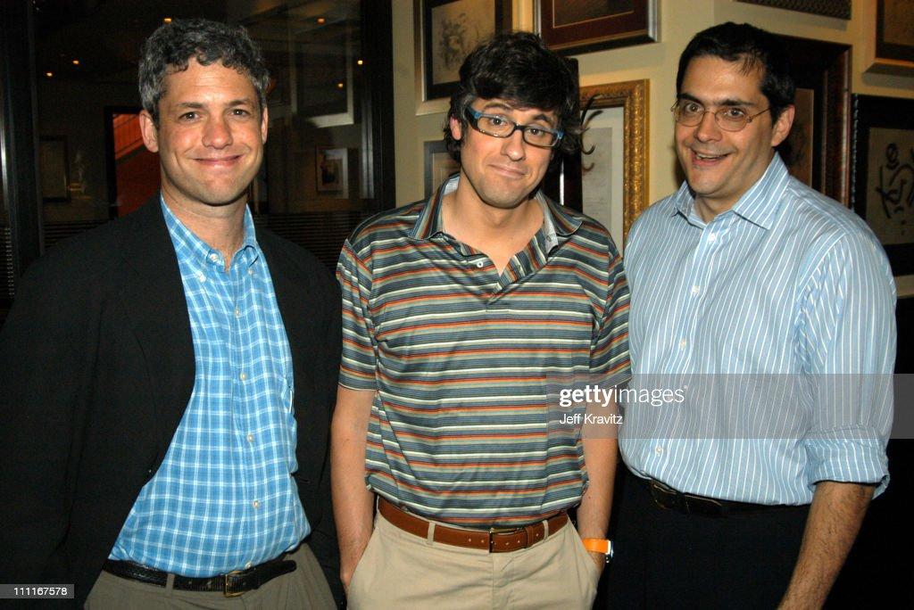 Danny Green Mo Rocca and William Bladstone cofounders of smokingguncom