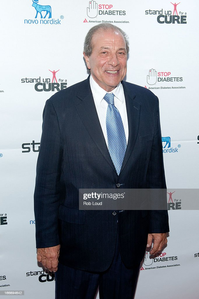Danny Grimaldi attends Stand Up For a Cure at Madison Square Garden on April 17, 2013 in New York City.