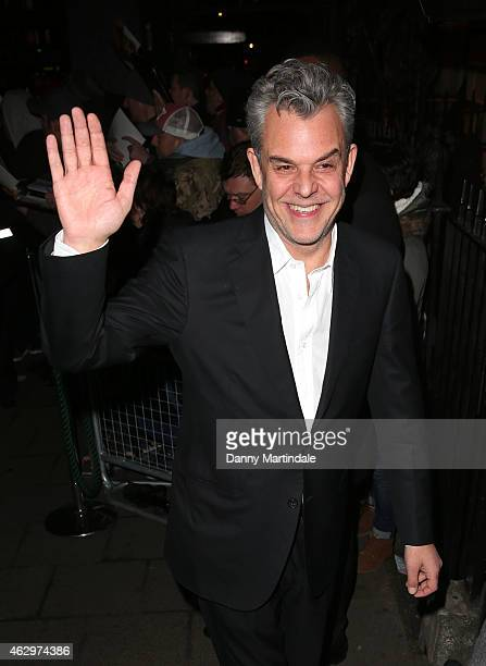 Danny Huston attends the Charles Finch CHANEL PreBAFTA party at Annabel's on February 7 2015 in London England