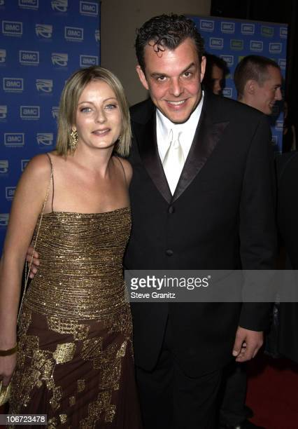 Danny Huston during 18th Annual American Cinematheque Award Honoring Nicole Kidman Arrivals and Press Room at Beverly Hilton Hotel in Beverly Hills...