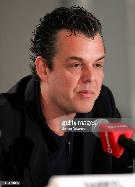 Danny Huston during 2004 Toronto International Film Festival 'Silver City' Press Conference at Four Seasons in Toronto Ontario Canada