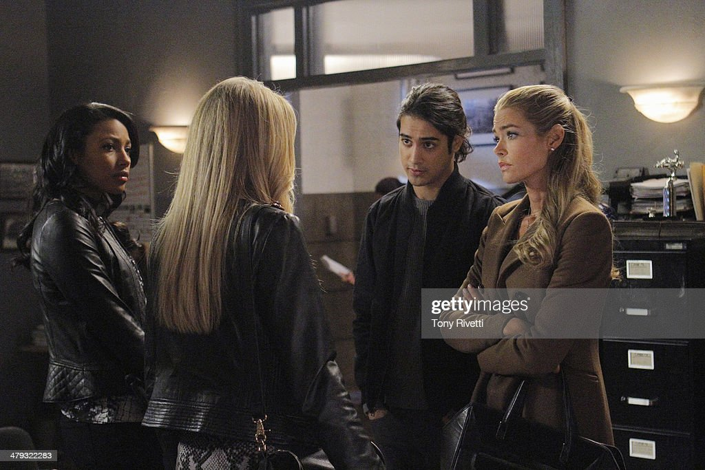 TWISTED - 'Danny, Interrupted' - Danny resolves to get to the bottom of the murder cover-up in a new episode of ABC Family's original drama 'Twisted,' airing Tuesday, March 25th (9:00 - 10:00 PM ET/PT). RICHARDS