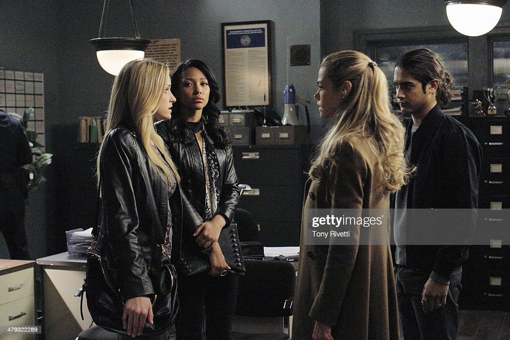 TWISTED - 'Danny, Interrupted' - Danny resolves to get to the bottom of the murder cover-up in a new episode of ABC Family's original drama 'Twisted,' airing Tuesday, March 25th (9:00 - 10:00 PM ET/PT). JOGIA