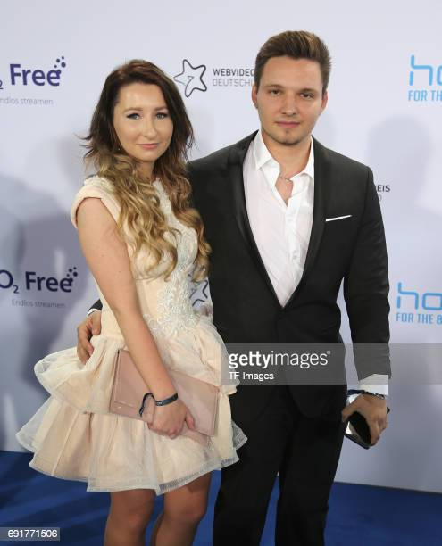 Danny Jesden attends the Webvideopreis Deutschland 2017 at ISS Dome on June 1 2017 in Duesseldorf Germany