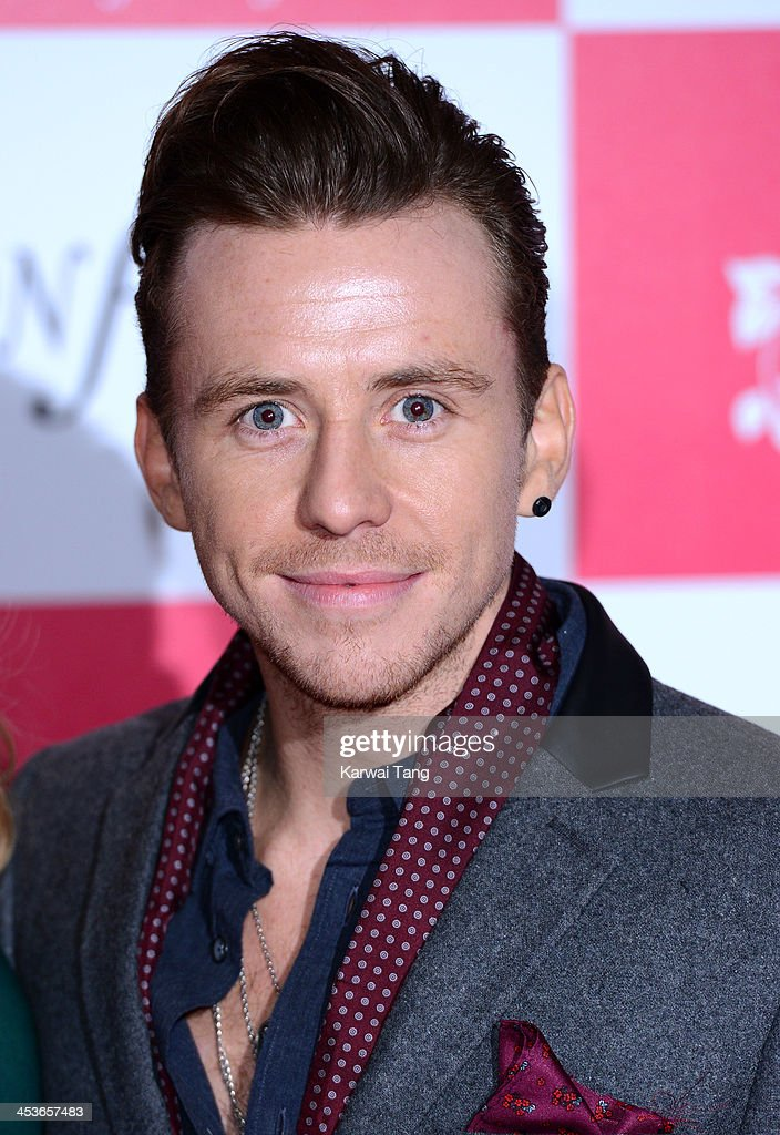 <a gi-track='captionPersonalityLinkClicked' href=/galleries/search?phrase=Danny+Jones+-+Musician&family=editorial&specificpeople=206498 ng-click='$event.stopPropagation()'>Danny Jones</a> attends the UK Lingerie Awards held at the Freemasons Hall on December 4, 2013 in London, England.