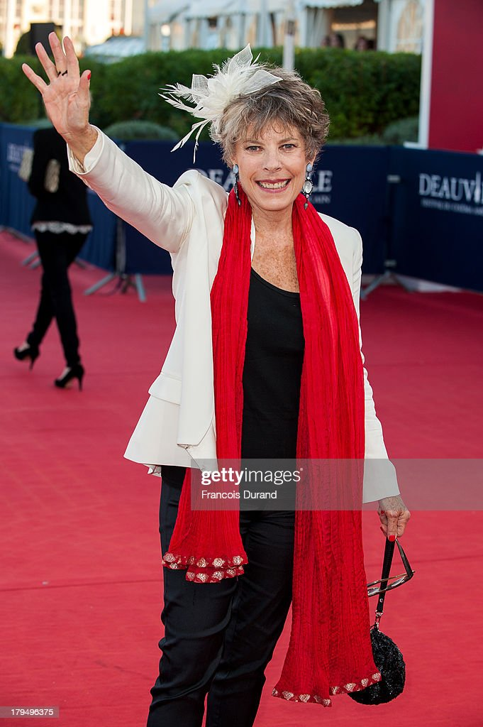 Danny Kaye's daughter Dena Kaye arrives at the premiere of the film 'Parkland' during the 39th Deauville American Film Festival on September 4, 2013 in Deauville, France.