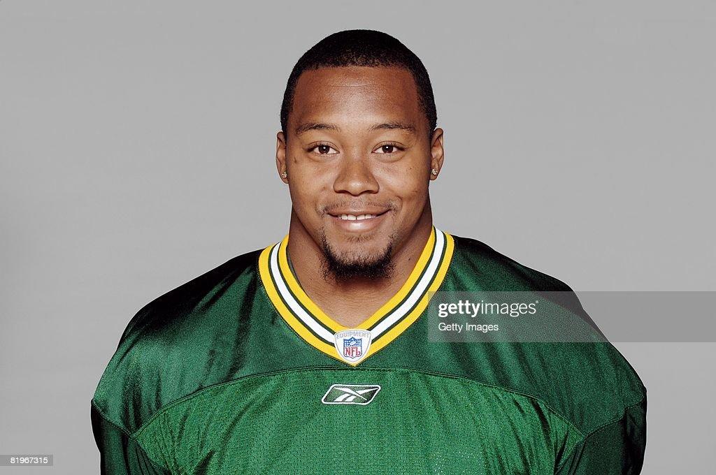 Green Bay Packers 2008 Headshots