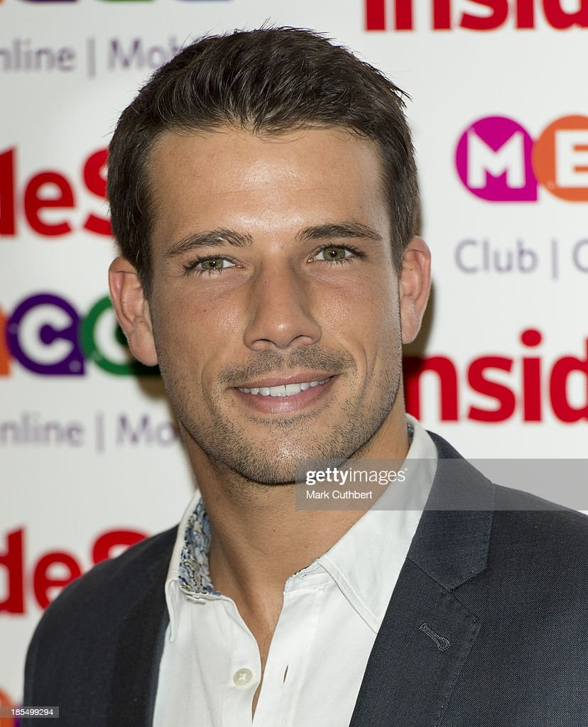 Danny Mac attends the Inside Soap Awards at Ministry Of Sound on October 21, 2013 in London, England.