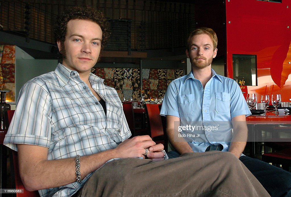 Masterson Brothers Photo Session at Geisha House - January 15, 2005