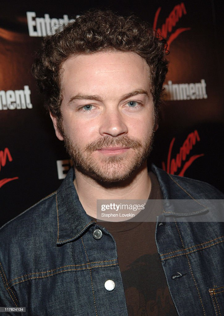 Danny Masterson during Entertainment Weekly/Vavoom 2007 Upfront Party - Red Carpet at The Box in New York City, New York, United States.