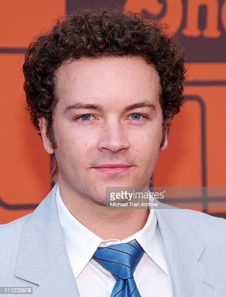 Danny Masterson during 'That 70s Show' Series Wrap Party Arrivals at Tropicana at The Roosevelt Hotel in Hollywood California United States