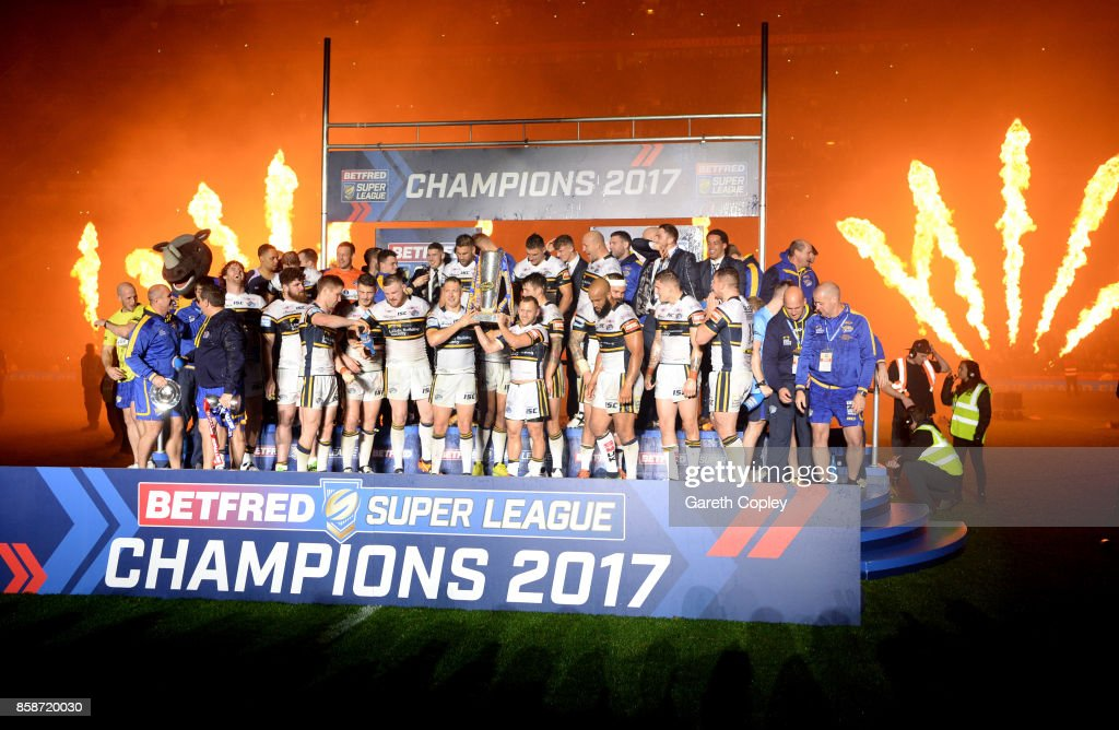 Castleford Tigers v Leeds Rhinos - Betfred Super League Grand Final