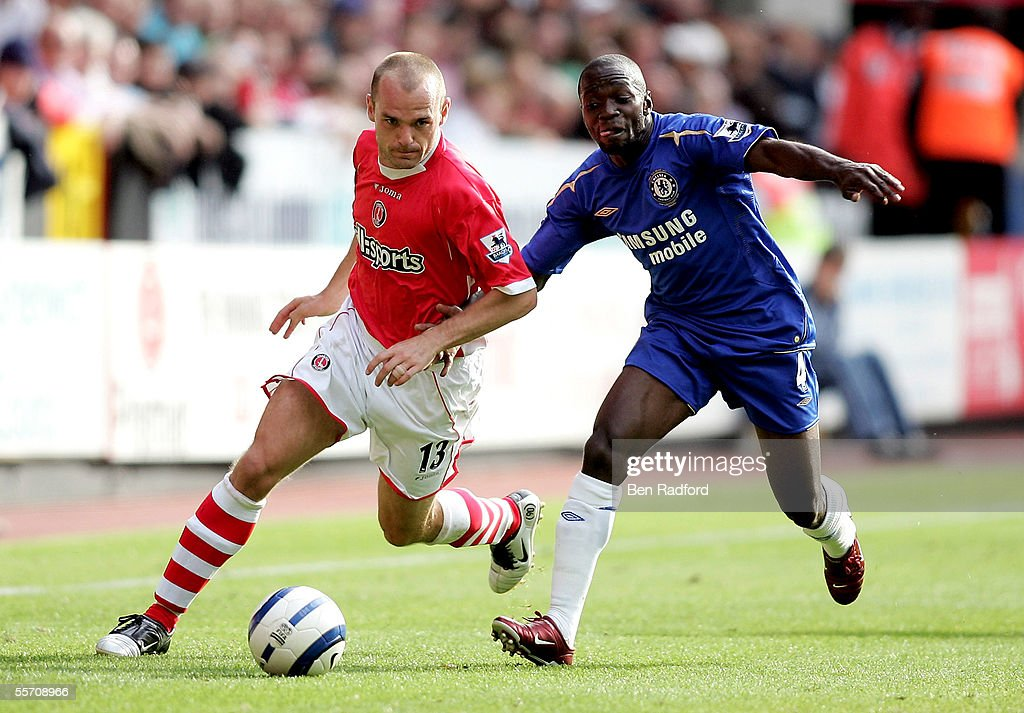 Charlton Athletic v Chelsea : News Photo