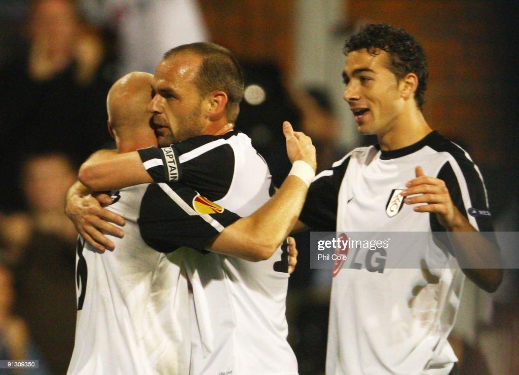 Fulham v FC Basel - UEFA Europa League