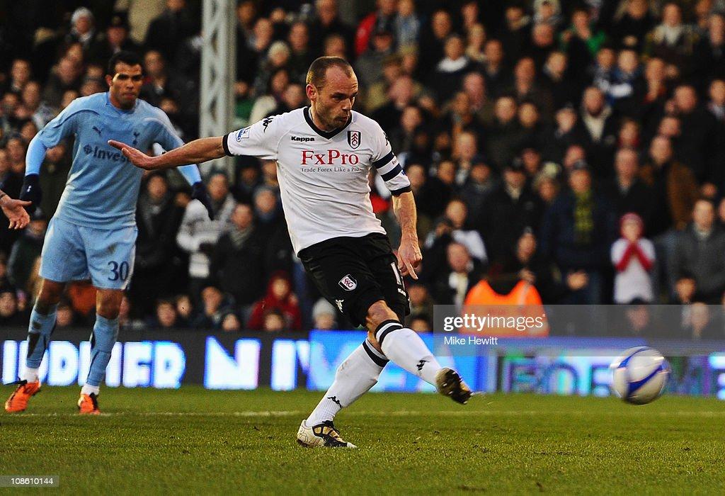 Fulham v Tottenham Hotspur - FA Cup 4th Round