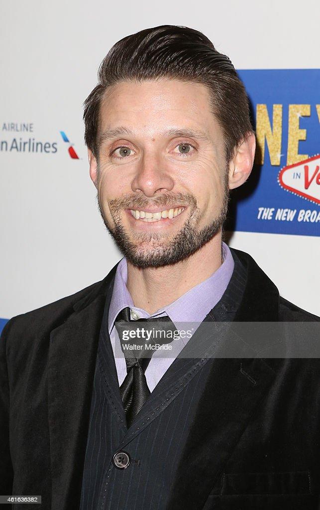 """Honeymoon In Vegas"" Broadway Opening Night - Arrivals & Curtain Call"