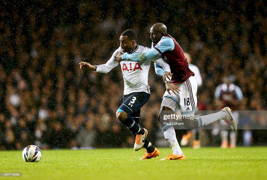 Tottenham Hotspur v West Ham United - Capital One Cup Quarter-Final
